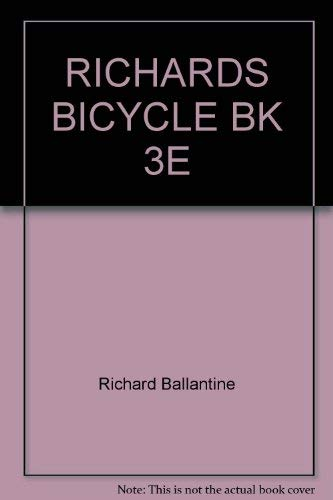 9780345276216: Richards Bicycle Bk 3e