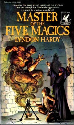 9780345276353: Master of the Five Magics