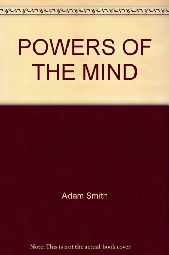 9780345276551: Powers of the Mind