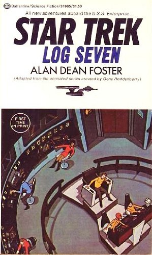 9780345276834: Star Trek Log Seven (Star Trek Animated Series)