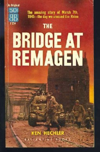 9780345277077: Bridge at Remagen Prem
