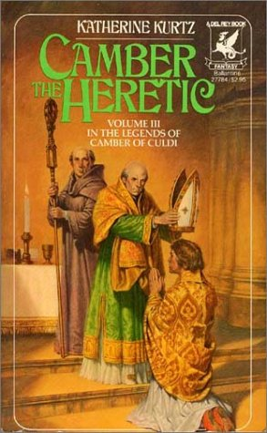 9780345277848: Camber the Heretic (Legends of the Camber of Culdi Vol. 3)