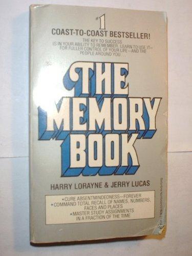 9780345278081: Memory Book