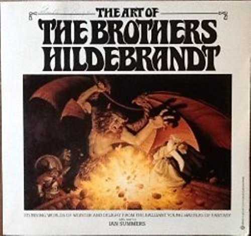 9780345278302: The Art of the Brothers Hildebrandt