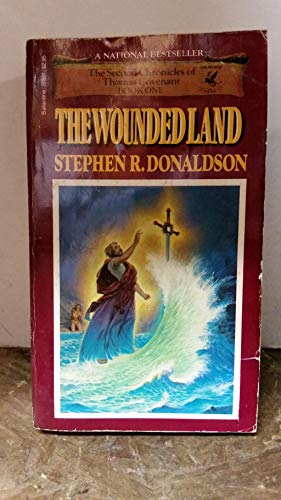 9780345278319: THE WOUNDED LAND
