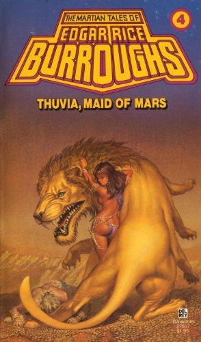 9780345278371: Thuvia, Maid of Mars (Martian Tales #4)