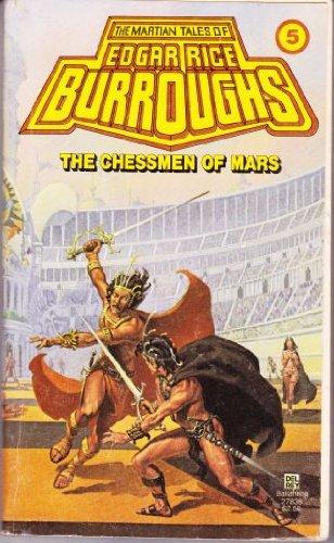 9780345278388: The Chessmen of Mars