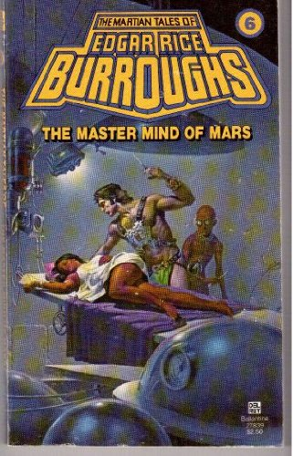 9780345278395: The Master Mind of Mars
