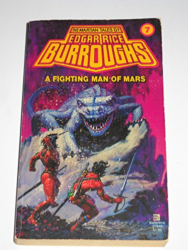 9780345278401: A Fighting Man of Mars (Mars #7 (Del Rey Books Numbered))