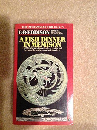 9780345278531: Fish Dinner at Memison