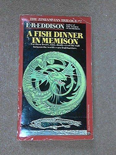 9780345278609: A FISH DINNER IN MEMISON