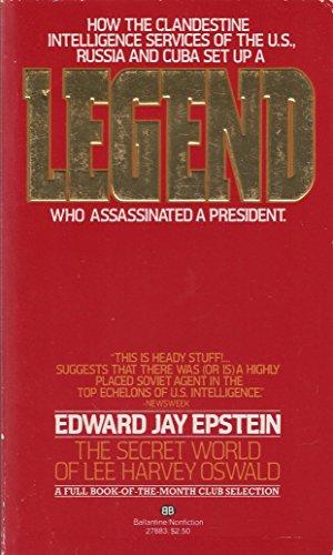 9780345278838: Legend: The Secret World of Lee Harvey Oswald