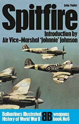 9780345278968: Spitfire
