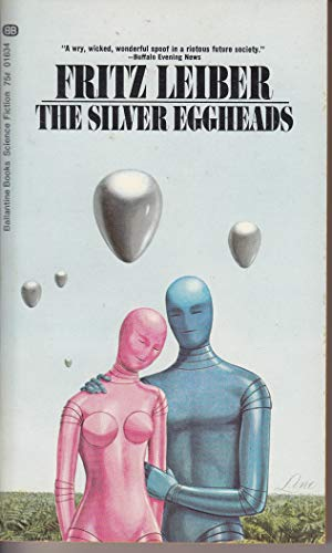 9780345279668: The Silver Eggheads