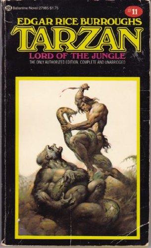 9780345279859: Tarzan, Lord of the Jungle