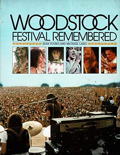 9780345280039: Woodstock Festival Remembered