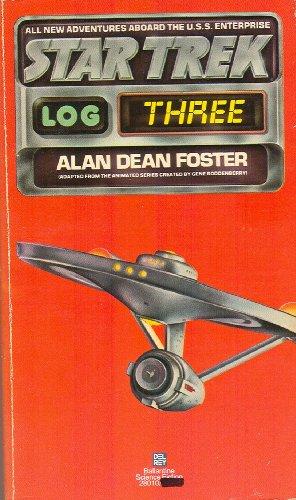 9780345280107: Star Trek Log Three