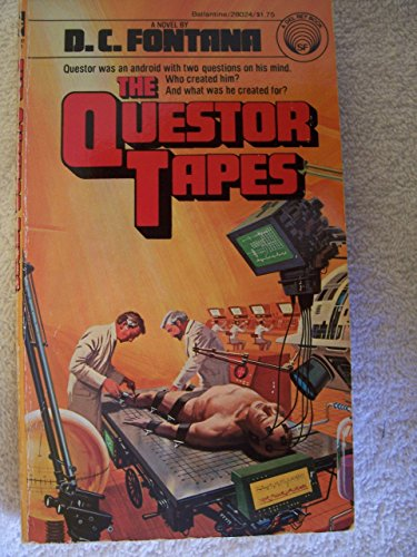 9780345280244: Title: The Questor Tapes