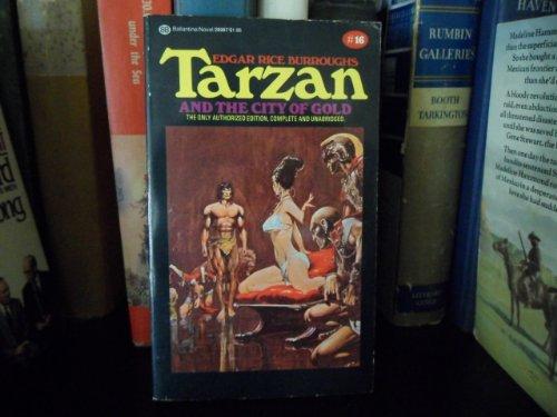 9780345280350: Tarzan and the City of Gold