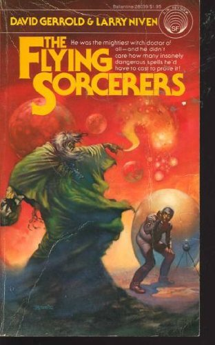 9780345280398: The Flying Sorcerers