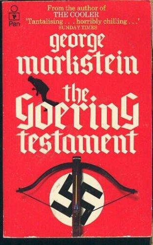 9780345280473: The Goering Testament