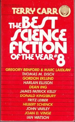 9780345280831: The Best Science Fiction of the Year #8