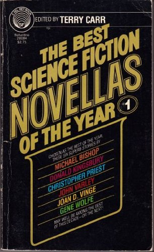 9780345280848: The Best Science Fiction Novellas of the Year #1