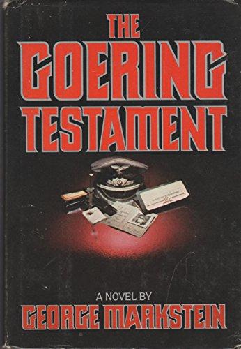 9780345280954: Bth-Goering Testament