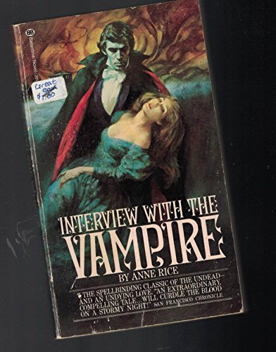 9780345281265: Interview With the Vampire
