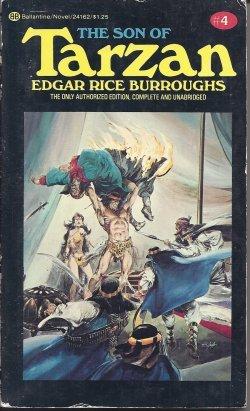 The Son of Tarzan: Burroughs, Edgar Rice