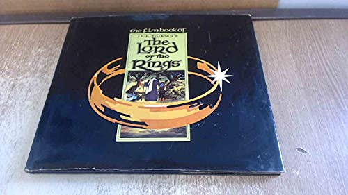 The Film Book of J.R.R. Tolkien's The: J. R. R.