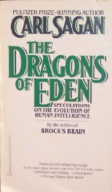 9780345281531: Title: The Dragons of Eden Speculations on the Evolution