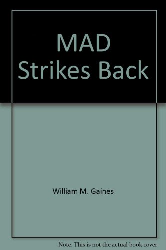 9780345281913: Title: MAD Strikes Back