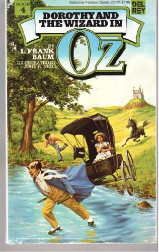 Dorothy and the Wizard in Oz: Book 4