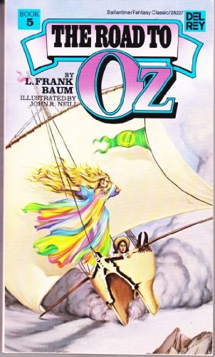 9780345282279: The Road to Oz