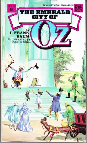 9780345282286: The Emerald City of Oz