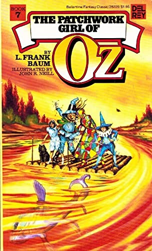 The Patchwork Girl of Oz (Oz #7): L. Frank Baum;