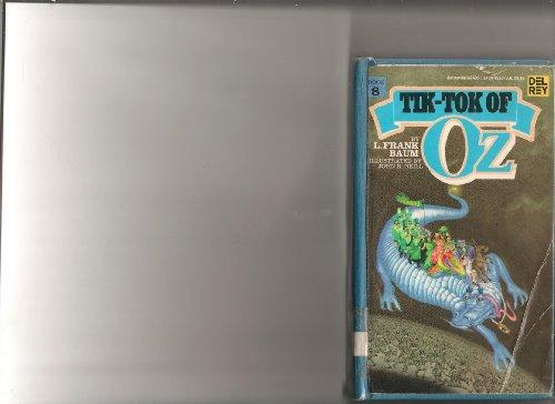 Tik-Tok of Oz: L. Frank Baum