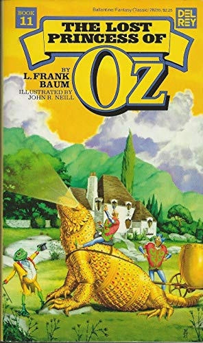 9780345282330: The Lost Princess of Oz
