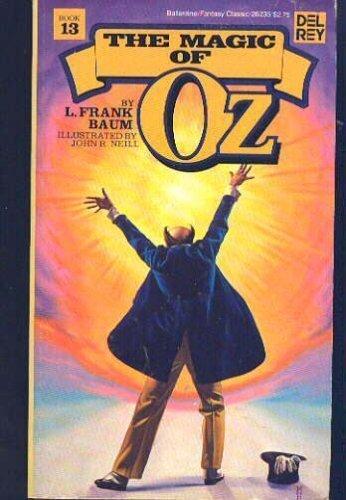9780345282354: The Magic of Oz