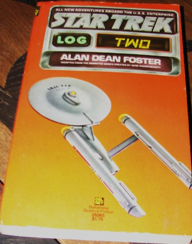 9780345282651: Star Trek Log Two