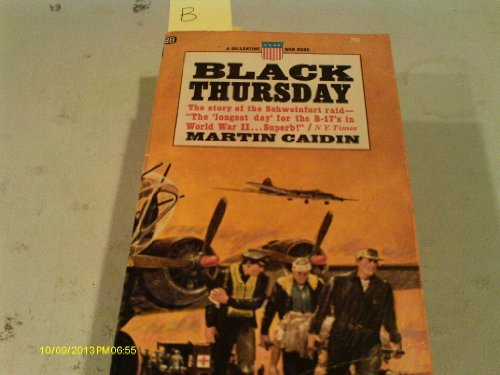 Black Thursday: Caidin, Martin