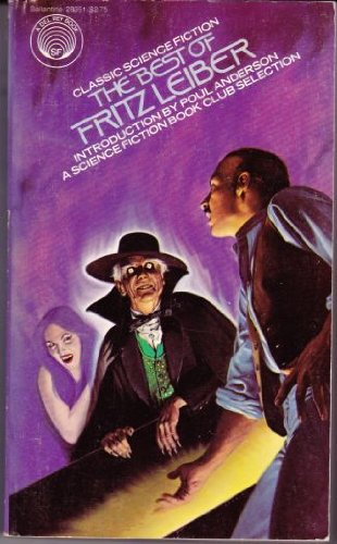 9780345283511: The Best of Fritz Leiber