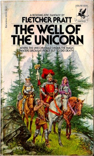 9780345283597: Well of the Unicorn