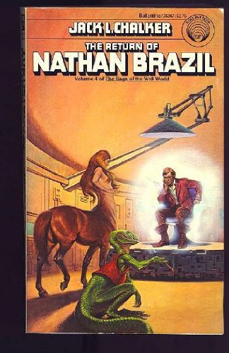 9780345283672: The Return of Nathan Brazil