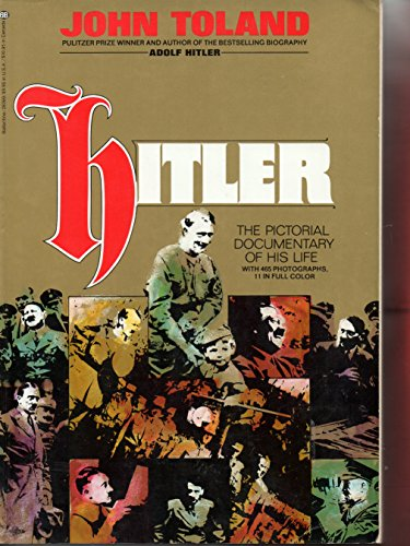 9780345283696: Hitler: The Pictorial Documentary of His Life