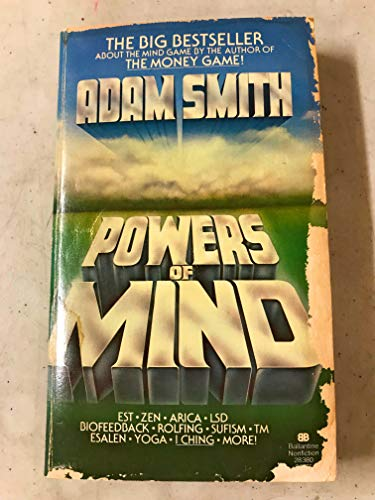 9780345283801: Powers of the Mind