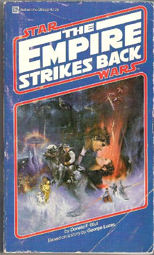 9780345283924: The Empire Strikes Back (Movie Novelisation)