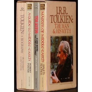 9780345284297: J. R. R. Tolkien: The Man & His Myth