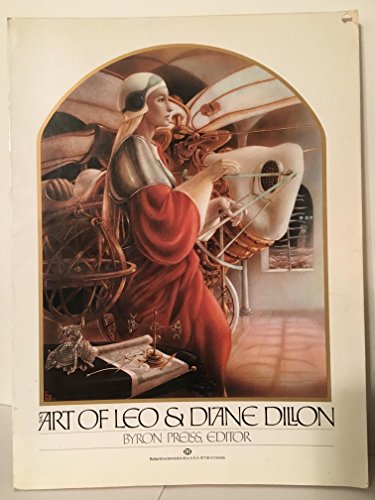 9780345284495: The Art of Leo and Diane Dillon